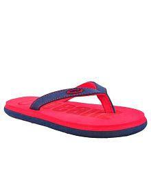 Beanz Navy Flip Flops