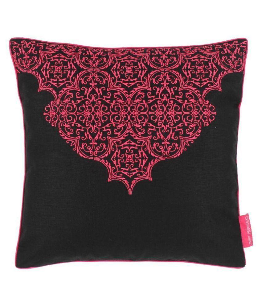 Beautiful Mind Single Cotton Cushion Covers