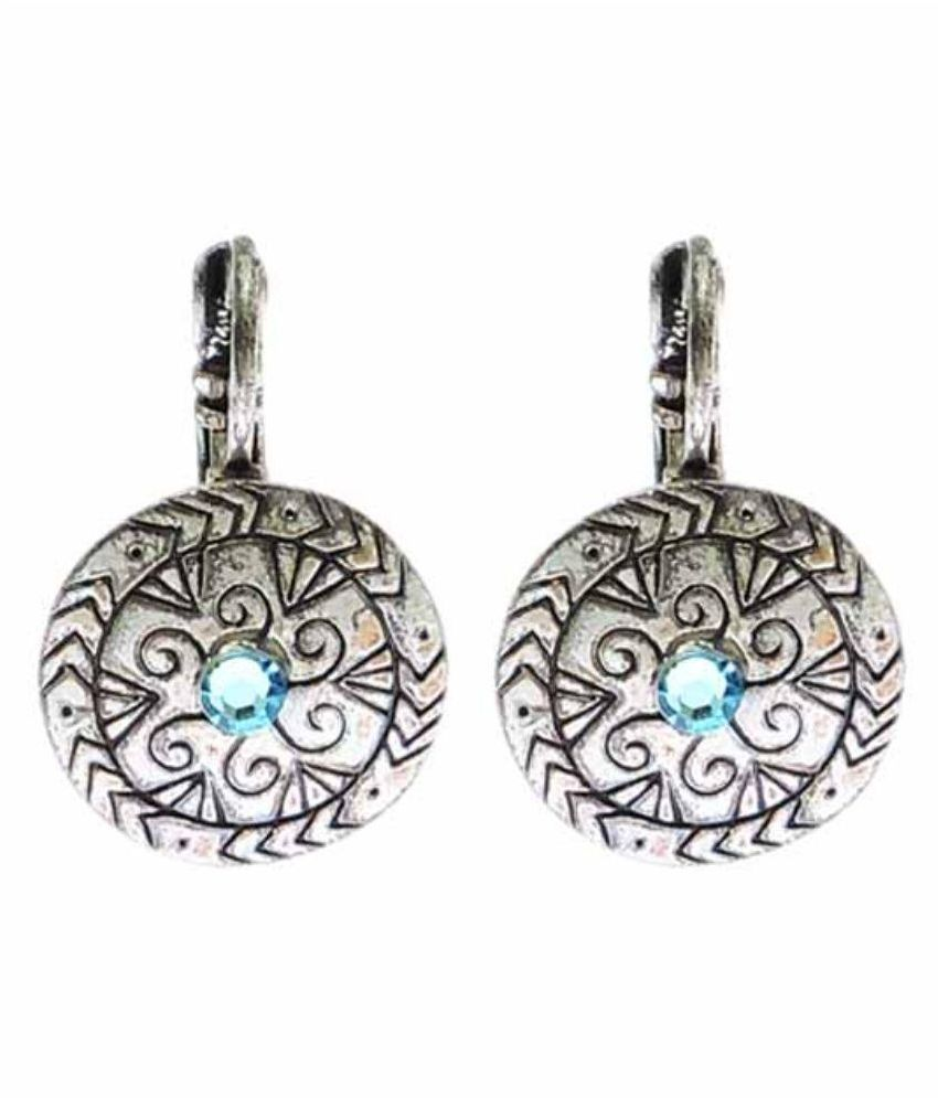 Sanaa Creations Silver Earrings