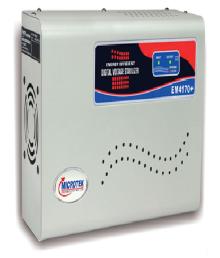 Microtek Microtek EM4170+ AC Voltage Stabilizer AC (Upto 1.5 Ton) Stabilizer