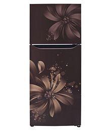 LG 260 GL-Q292SHAM Frost Free Double Door Refrigerator Hazel Aster