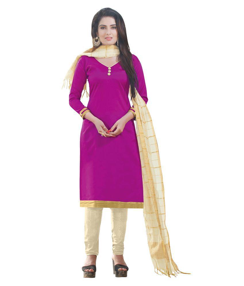 60f54c05b Women Latest Fancy Designer Salwar Suit Magenta Bangalore Silk Straight  Unstitched Dress Material - Buy Women Latest Fancy Designer Salwar Suit  Magenta ...