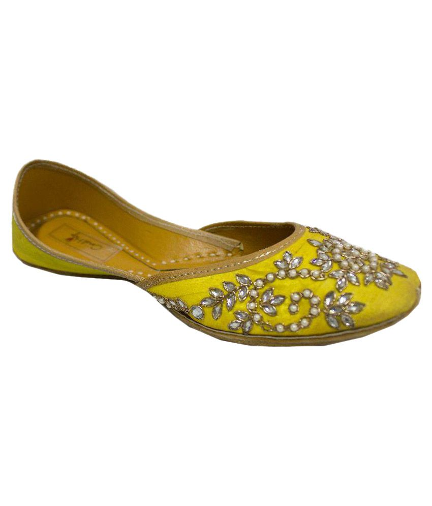 Coral Haze Yellow Flats