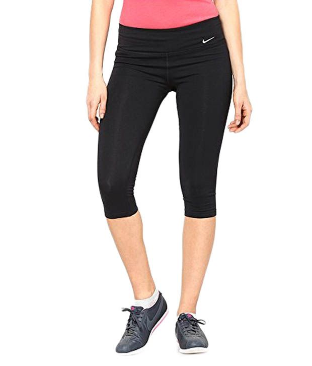 Nike Legend 2.0 Ti Dfc Black Capri for Women