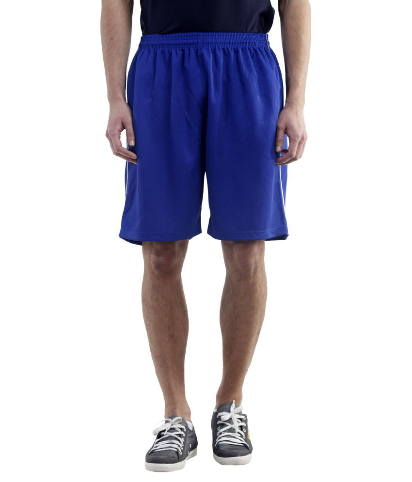 Meebaw Blue Shorts