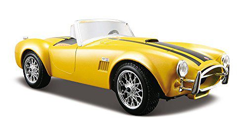 Maisto 1:24 Scale 1965 Shelby Cobra 427 Diecast Vehicle