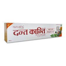 Patanjali Dant Kanti Dental Cream 100 g-Pack of 2