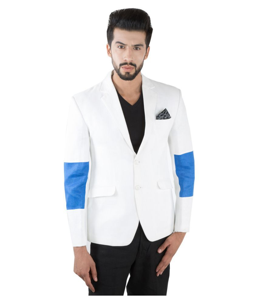 Jahanpanah White Festive Suits