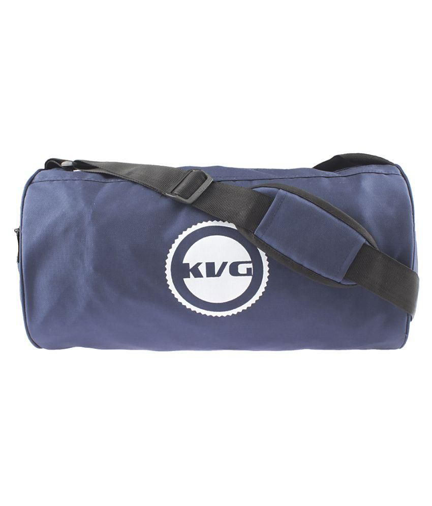 KVG BLUE 20 Gym Bag