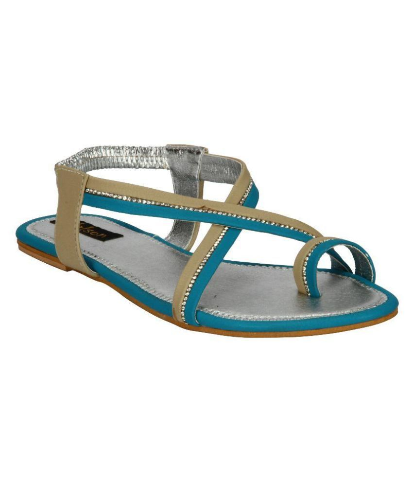 Welson Multi Color Flats