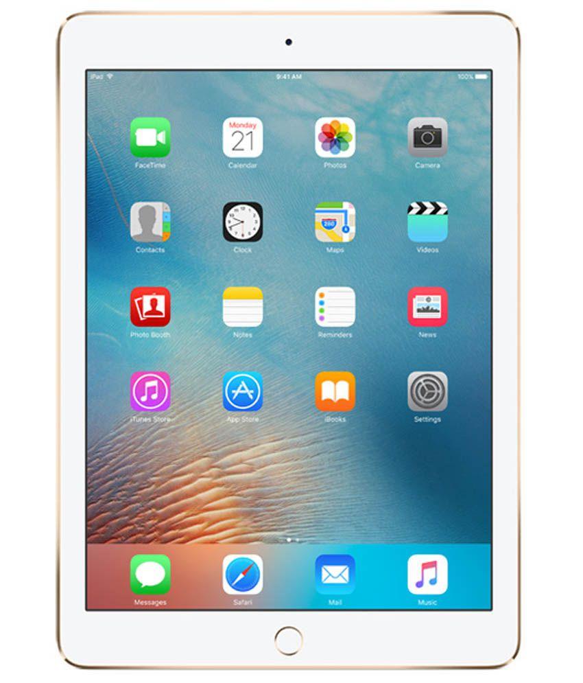 Apple iPad Pro 9.7 128GB (Wifi Only, Gold)