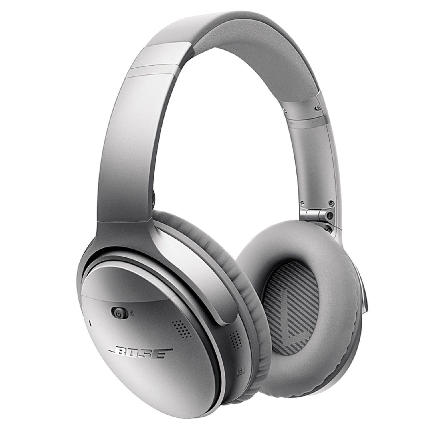 12ad78020a4 Bose QuietComfort 35 Wireless Headphones Silver - Buy Bose QuietComfort 35  Wireless Headphones Silver Online at Best Prices in India on Snapdeal
