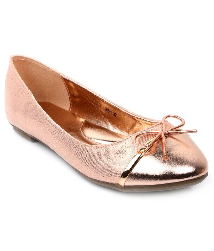 Tresmode Pink Ballerinas