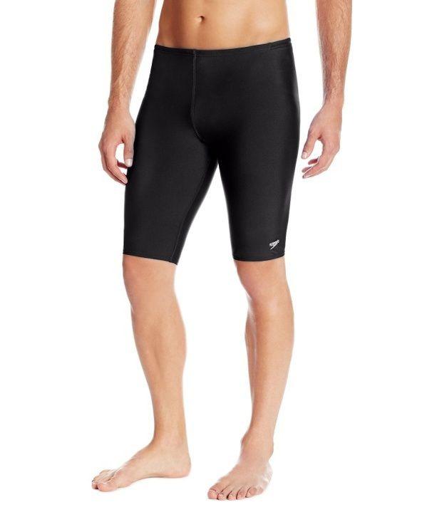 Speedo Black Endurance - Jammer Swimwear/ Swimming Costume