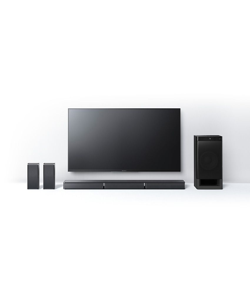 Sony Ht Rt3 Sound Bar Type Home Theatre System Black