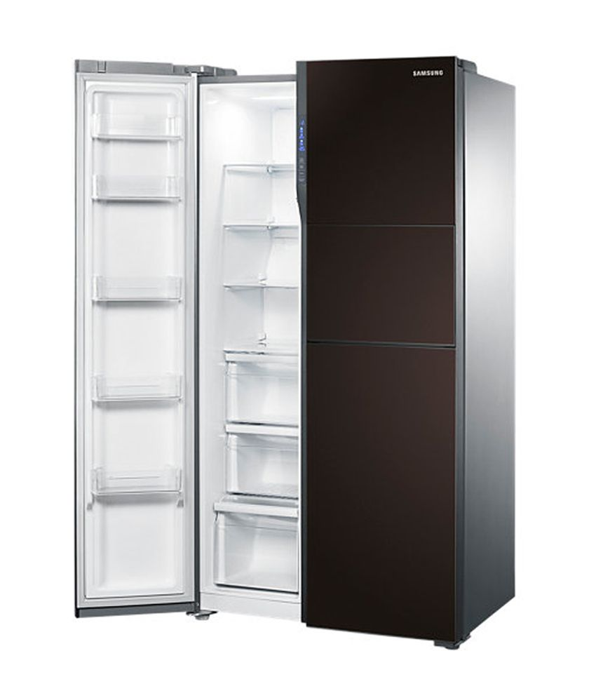 Samsung 590 Ltrs Rs554nrua9mtl Frost Free Side By Side Door