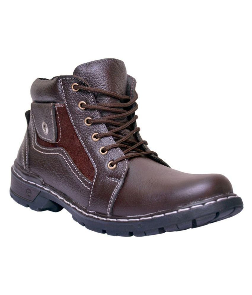 Big Fox Brown Casual Boot