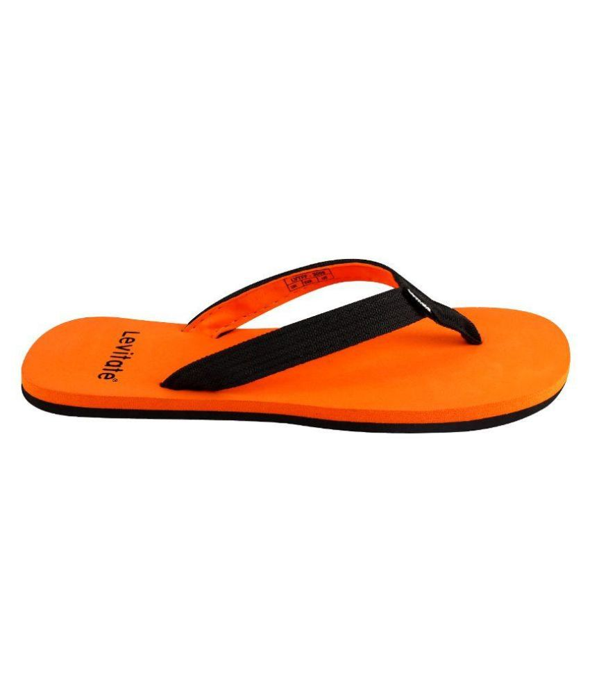 1b95bcf42 Levitate Black Slippers Price in India- Buy Levitate Black Slippers ...