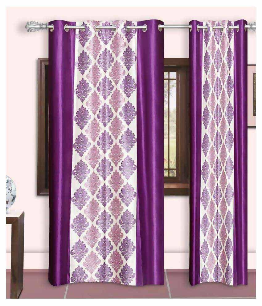 Homesense Set of 2 Window Eyelet Curtain - Buy Homesense ...