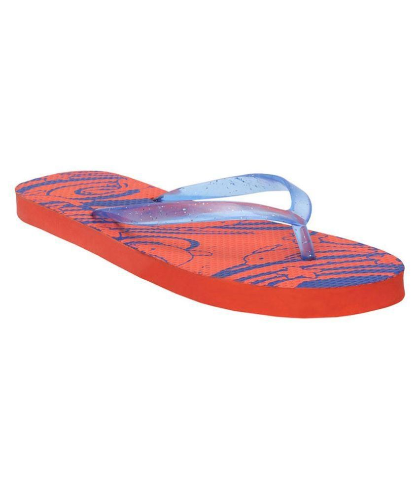 Bareskin Blue Slippers