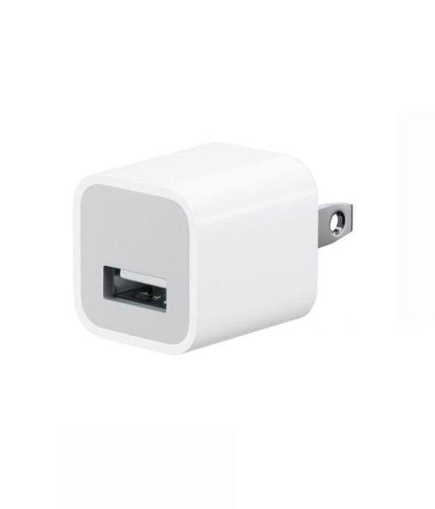 Apple Wall Charger White