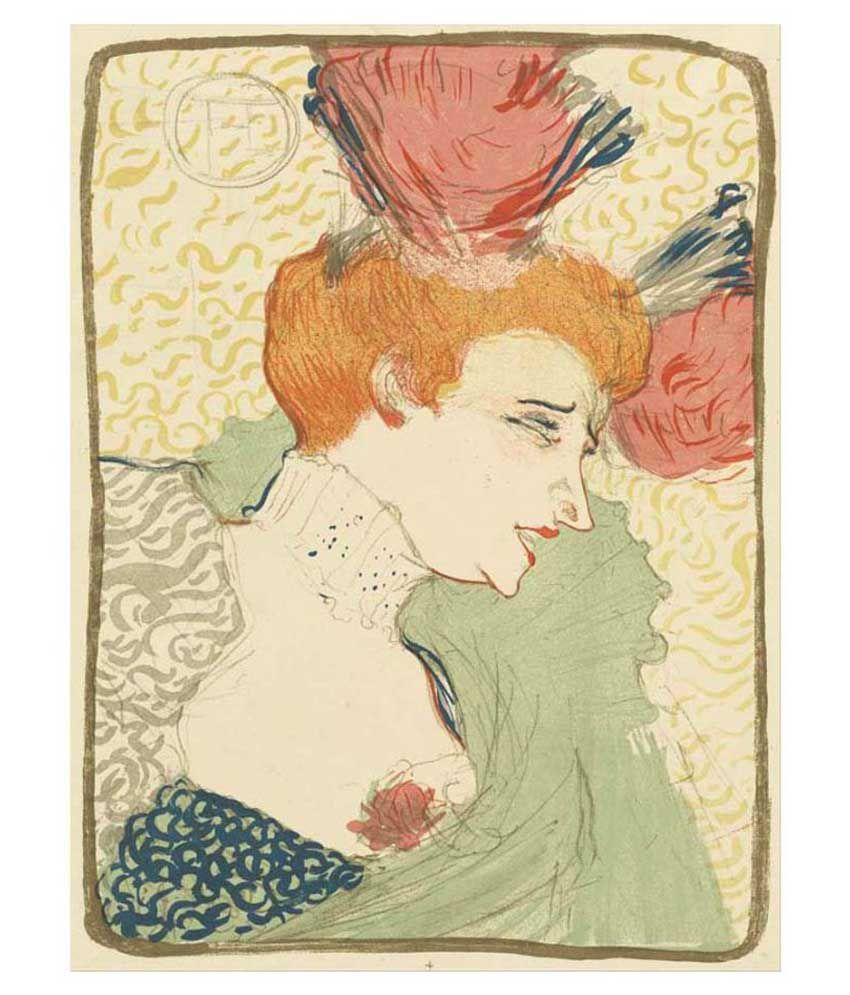 Tallenge Multicolour Art Print