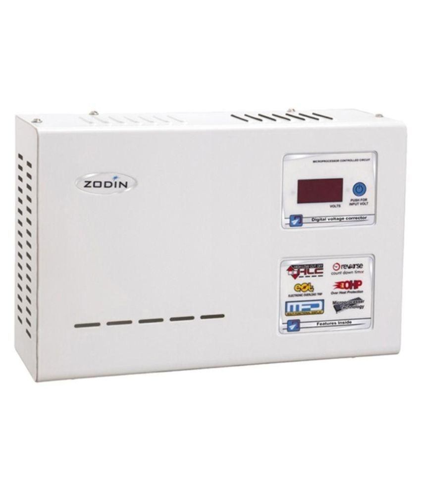 Zodin ACG-47 Air Conditioner Voltage Stabilizer