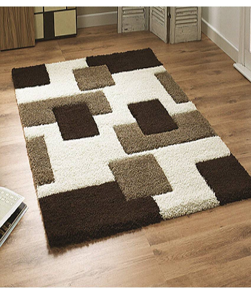 Presto multi shaggy carpet geometrical buy presto multi for How to buy carpeting