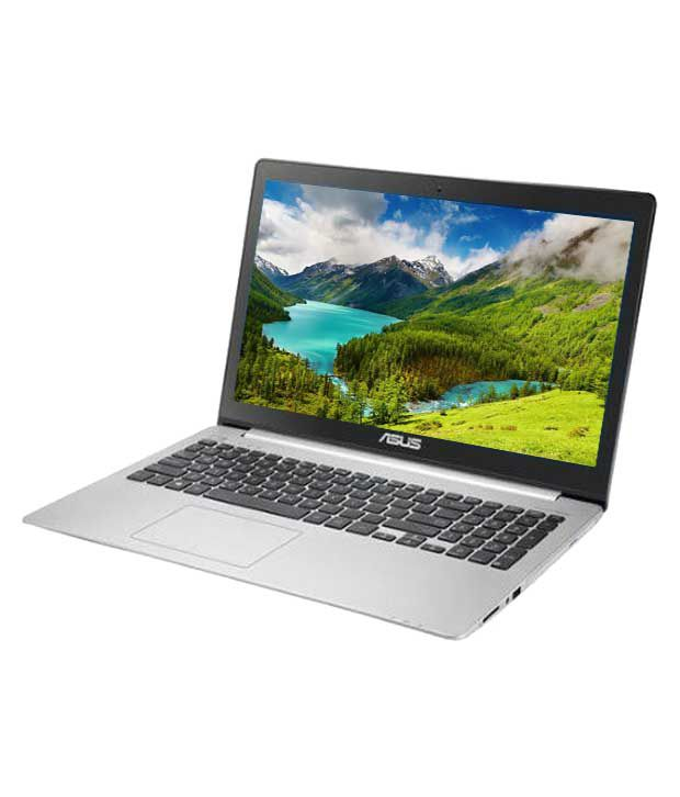 Asus A540LA-XX039D Notebook (4th Gen Intel Core i3- 4GB RAM- 1TB HDD- 39.62 cm (15.6)- DOS) (Silver)