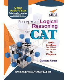 Koncepts of Logical Reasoning for - CAT, XAT, IIFT, MAT, CMAT, NMAT (Second Edition)