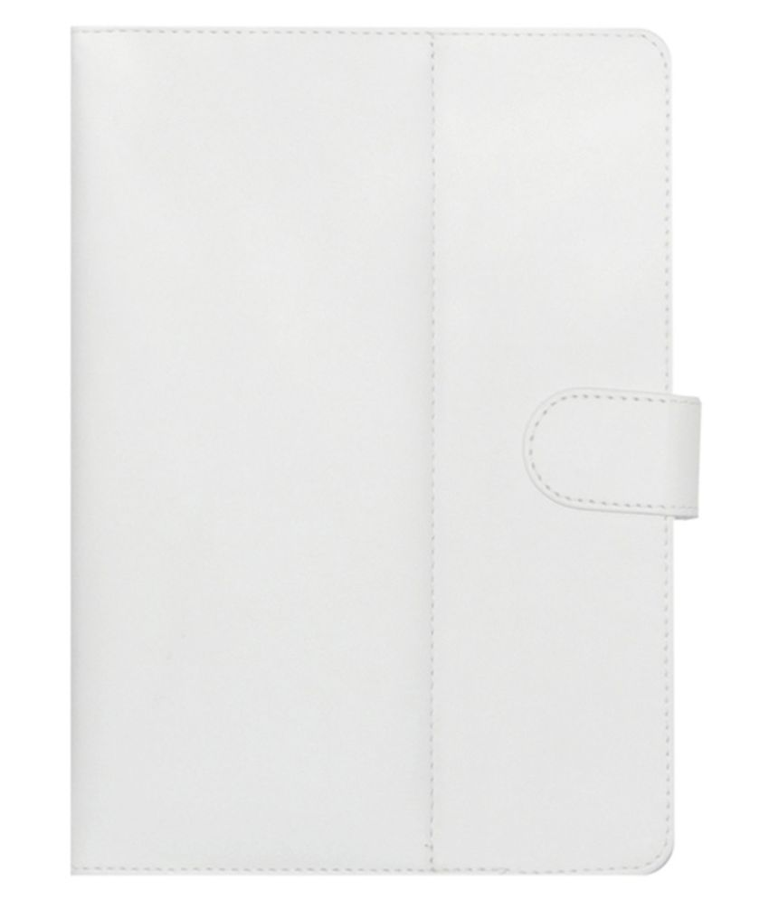 iBall 3G 7271-HD70 Flip Cover By ACM White
