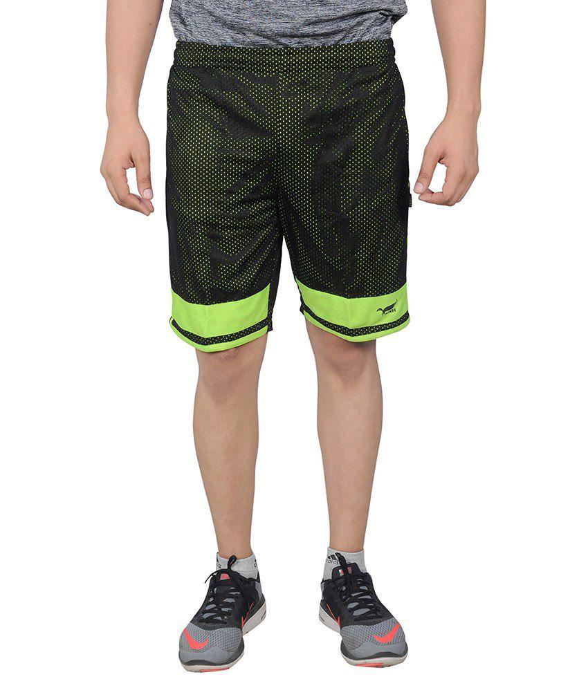 NNN Green Shorts