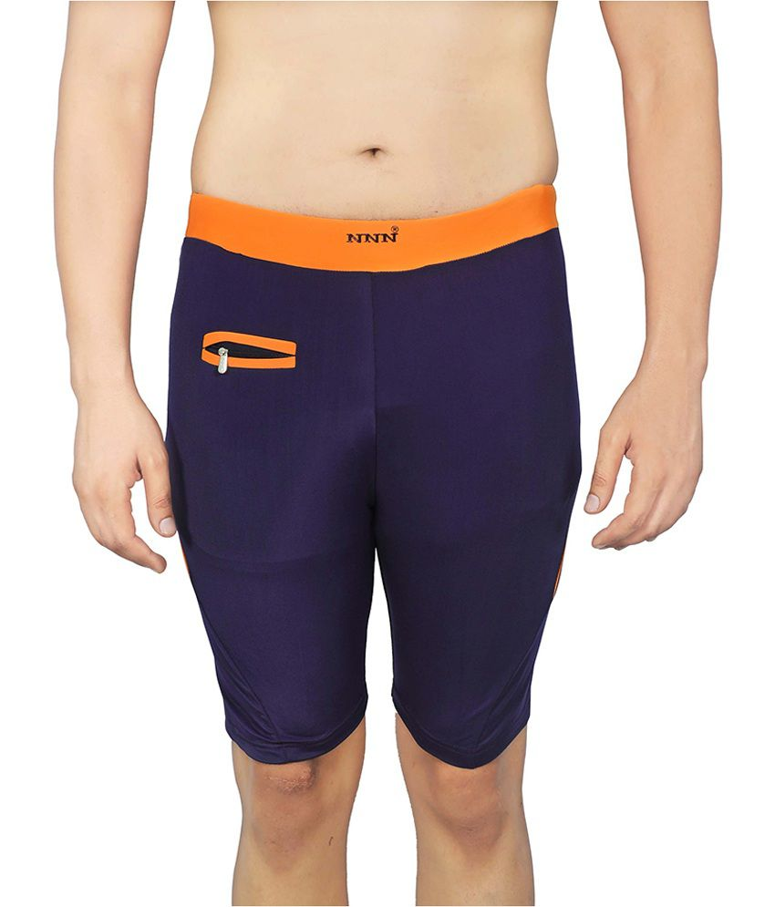 NNN Navy Swimming Trunk/ Swimming Costume