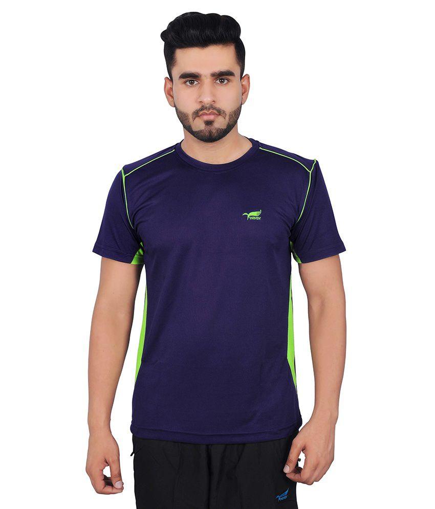 NNN Navy T-shirt