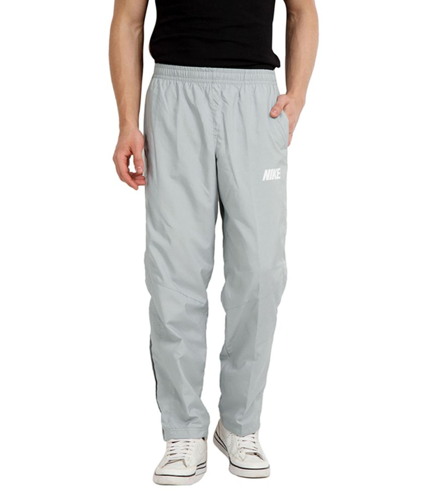 Nike Grey Track Pants for Men