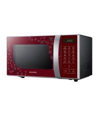 Samsung 21 LTR CE76JD-CR Convection Microwave Black