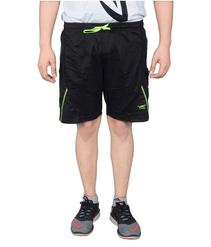 NNN Black Shorts