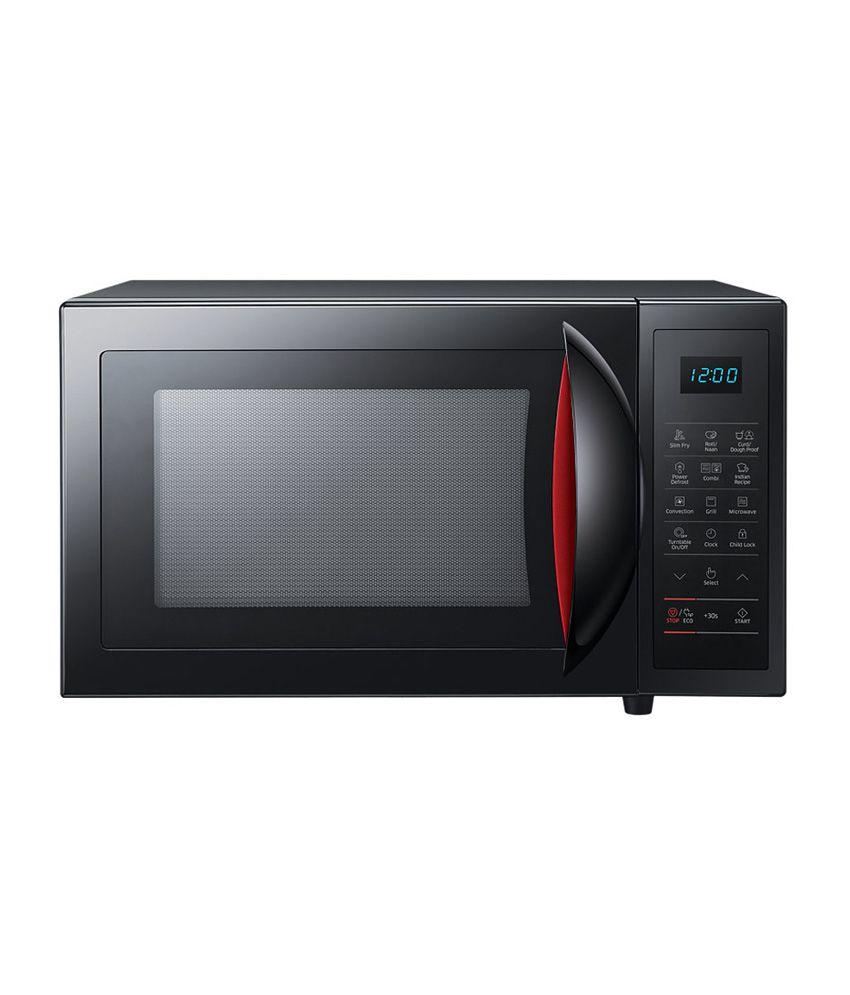 Samsung 28 Ltr Ce1041dsb2 Convection Microwave Black Price