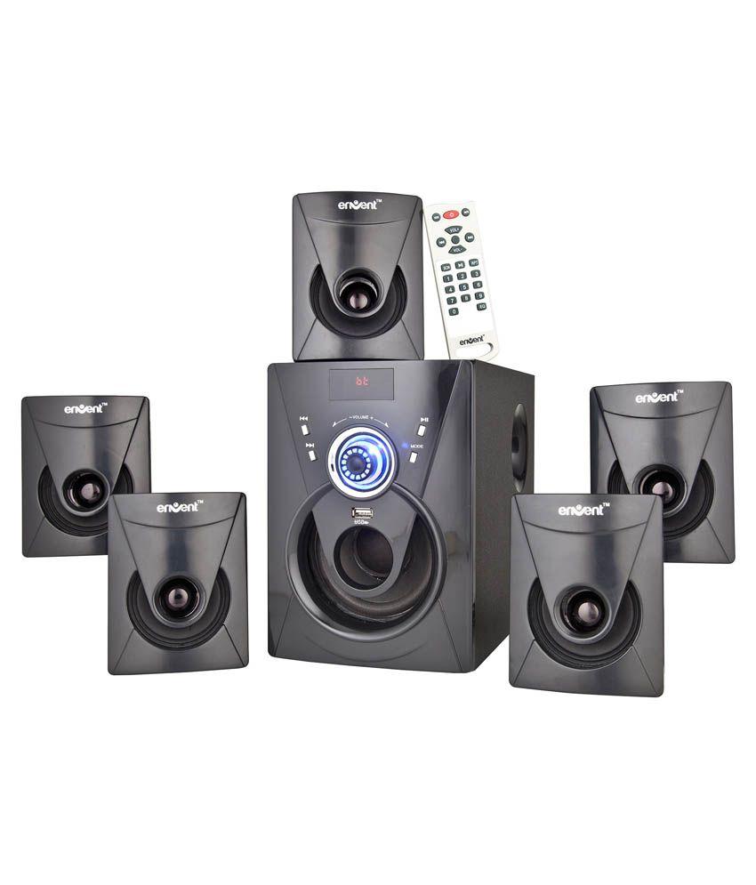 Envent DeeJay 702 BT 5.1 Bluetooth Speaker System