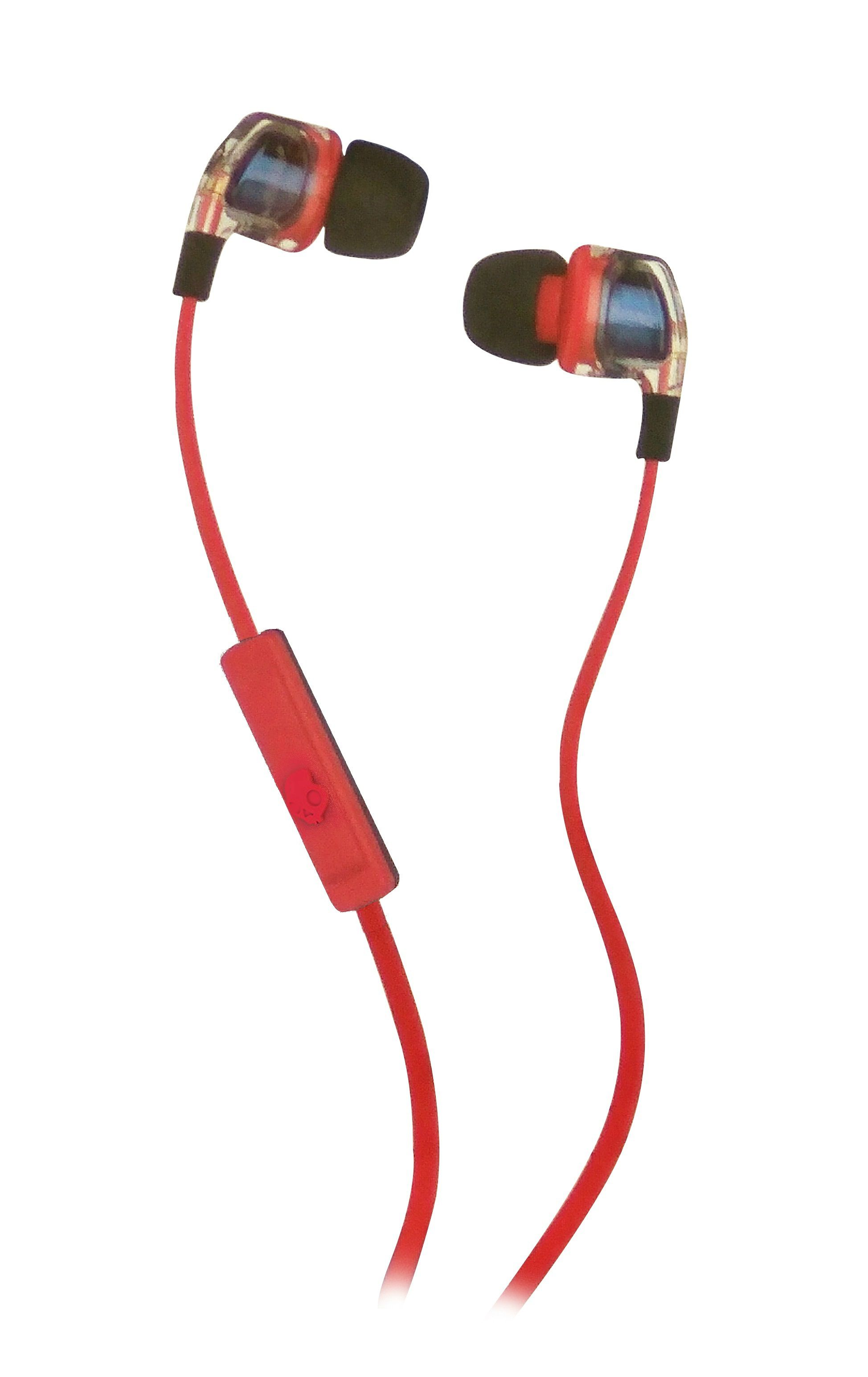 b1908d933ea Skullcandy Smokin Bud 2 S2PGGY-391 In Ear Earphones with Mic (Red and Blue)  With Mic - Buy Skullcandy Smokin Bud 2 S2PGGY-391 In Ear Earphones with Mic  (Red ...
