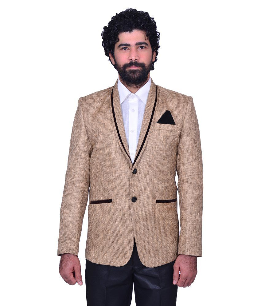 Snoby Brown Party Blazers