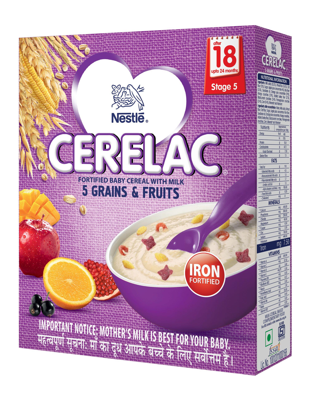 Nestle CERELAC Infant Cereal Stage-5 (18 Months-24 Months