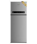 Whirlpool 290 litres NEO IF 305 ELT ALPHA STEEL Double Door Refrigerator Silver