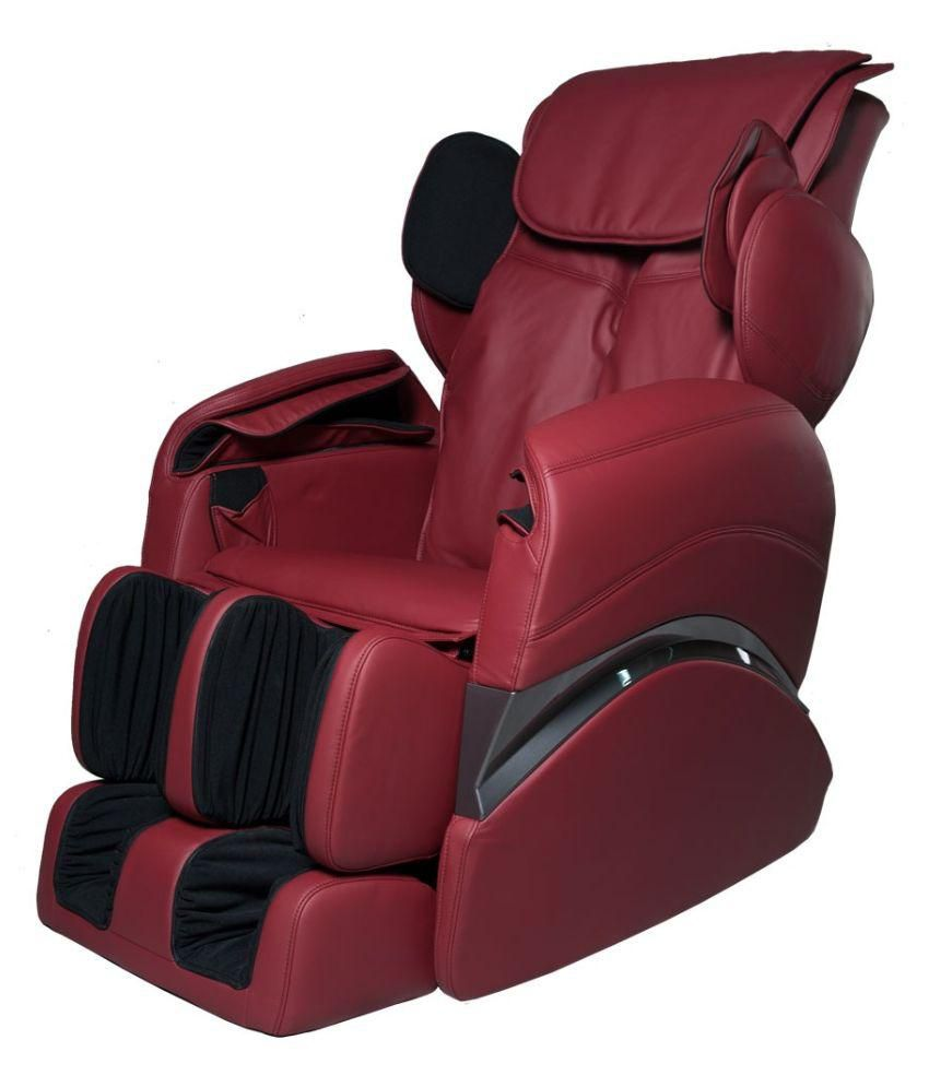 robotouch elegant featured full body shiatsu massage chair in