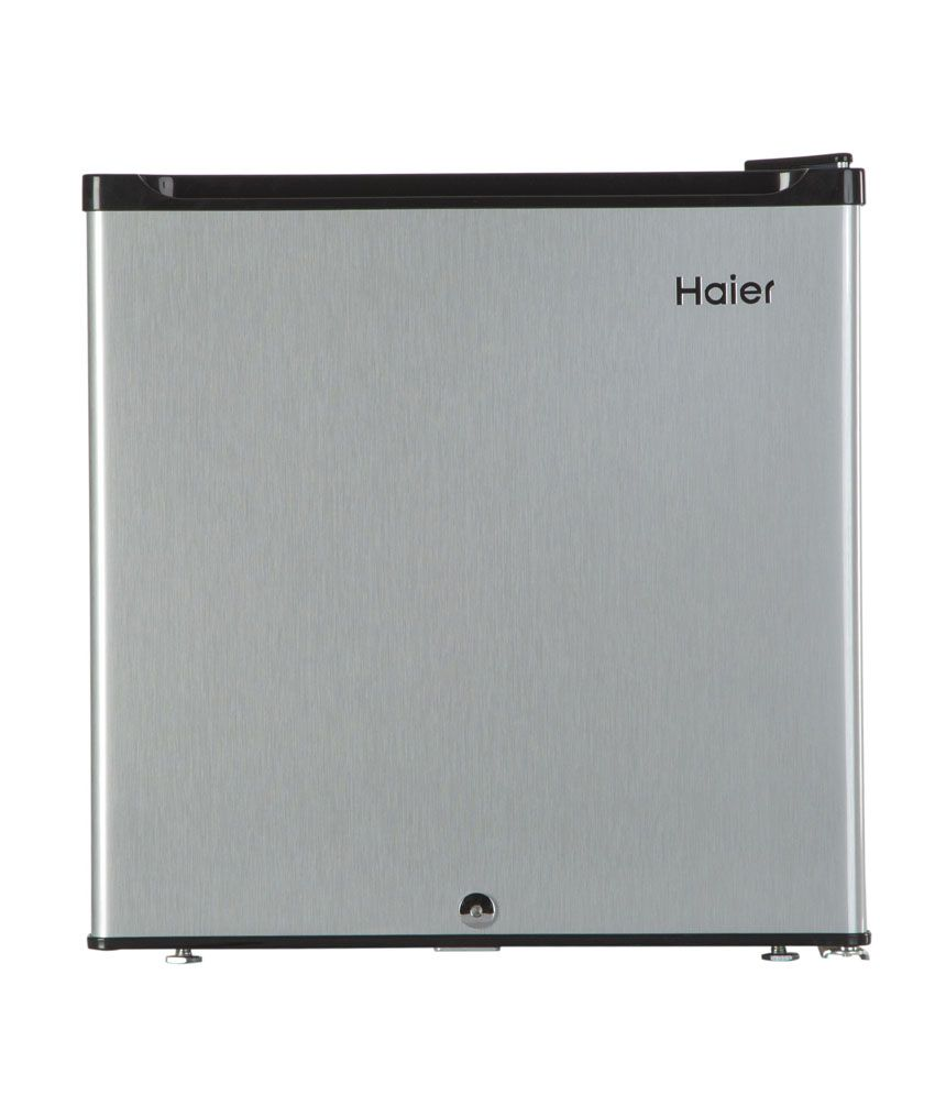 Haier 52 Ltr HR-62HP/HR-62VS Mini Refrigerator - Silver