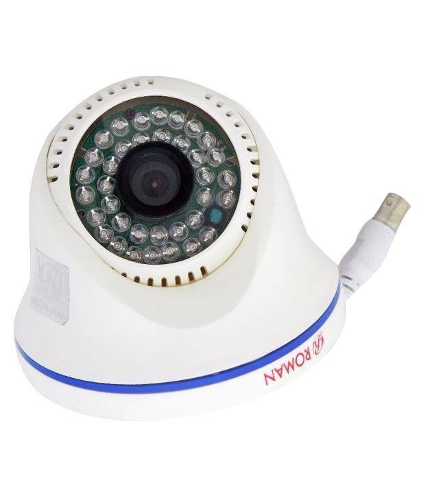 Roman 1.3MP 960P HD Ultra Dome CCTV Camera