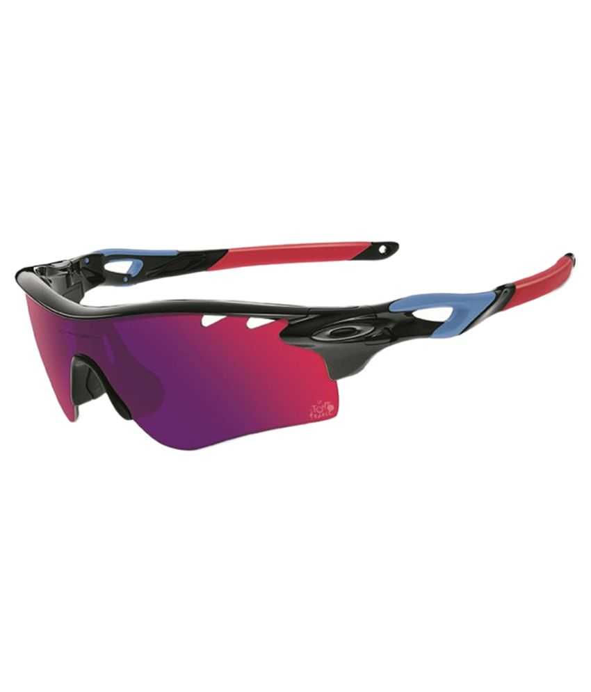 8f072e66bfe Oakley Multicolor Rectangle Sunglasses ( Oakley-OO-9181-18 ) - Buy Oakley  Multicolor Rectangle Sunglasses ( Oakley-OO-9181-18 ) Online at Low Price -  ...