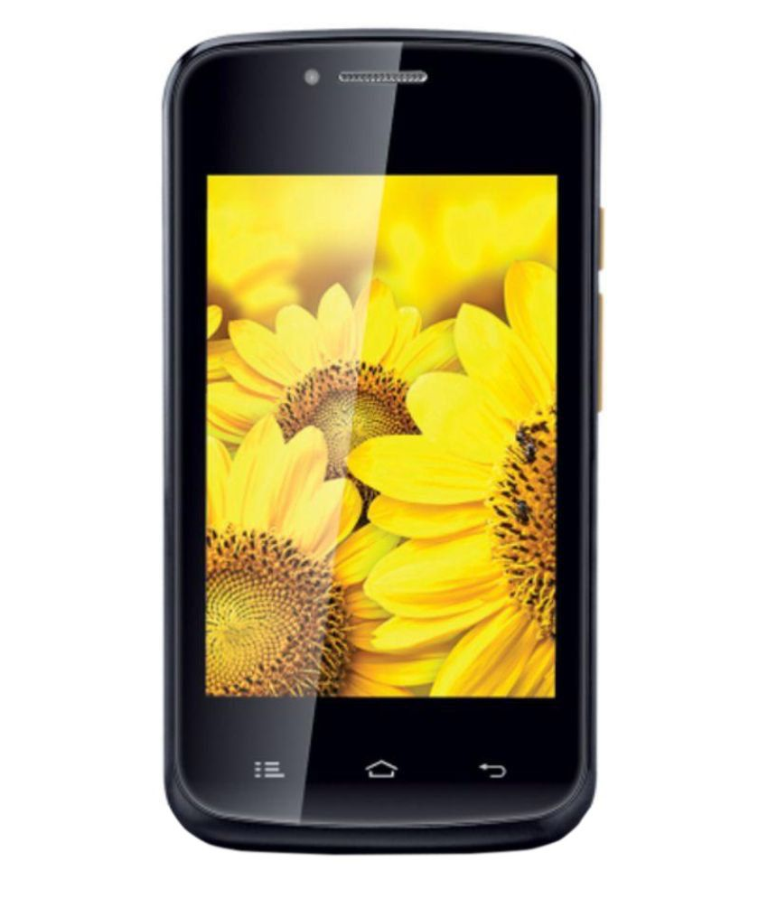 iBall Andi 3.5VGenius 2 ( 4GB and Below , 256 MB ) Black
