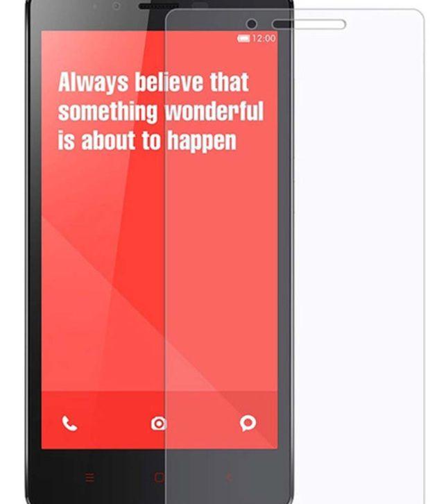 Xiaomi Redmi Tempered Glass Screen Guard By Errorplus