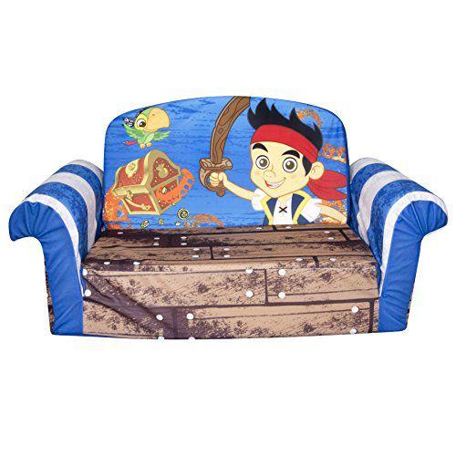 Marshmallow Fun Furniture Jake And The Neverland Pirates Flip Open